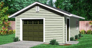 Как укрепить фундамент гаража