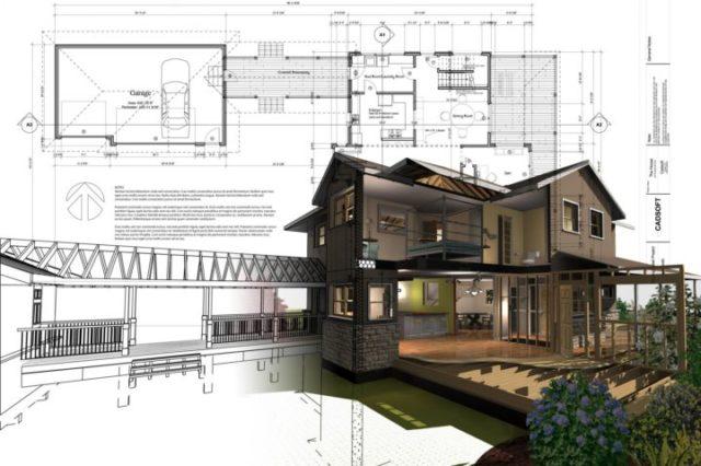 Расчет фундамента при проектировании дома